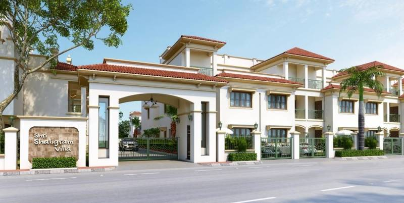 Images for Elevation of Omnium Shri Shaligram Villa