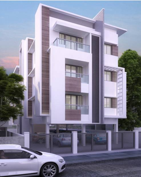 Images for Elevation of ILB Ramesh Homes Sri Sai Krishna