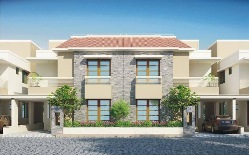 Images for Elevation of Aadhya Group Amenora