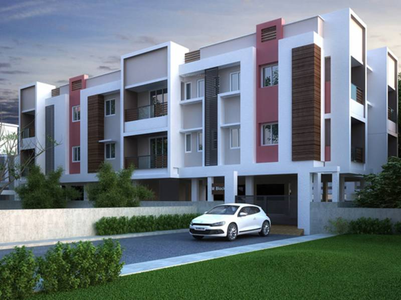 Images for Elevation of ILB Ramesh Homes Oasis