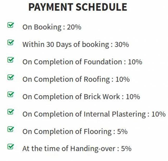 Images for Payment Plan of Jeni Joel Brindavan