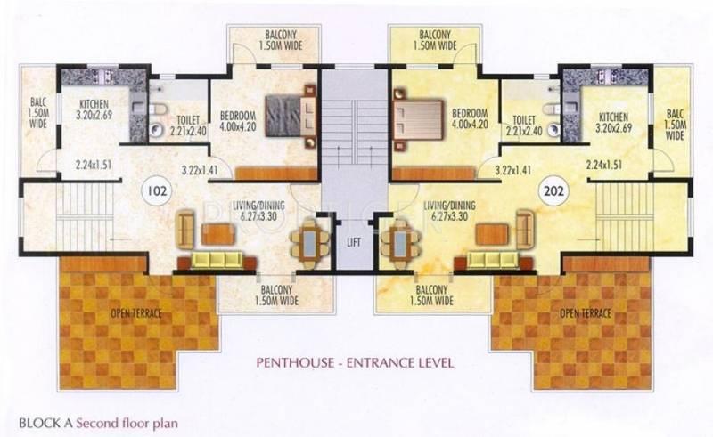 Images for Cluster Plan of Devashri Splendor