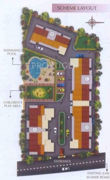 Images for Layout Plan of Devashri Splendor
