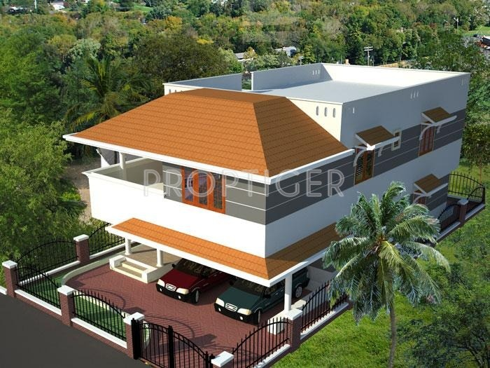 Images for Elevation of Aswathy Aswathy Gardens