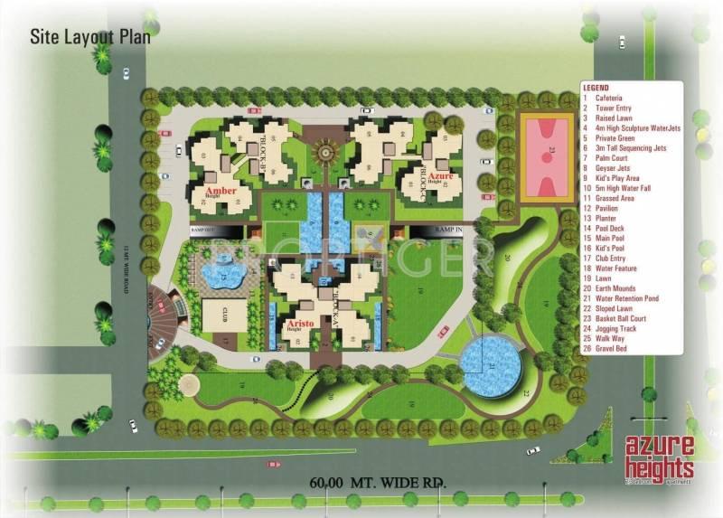 Images for Site Plan of Supertech 34 Pavilion