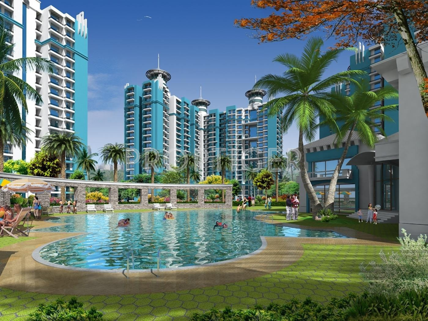 1150 Sq Ft 2 Bhk 2t Apartment For Sale In Gardenia Glory Sector 46
