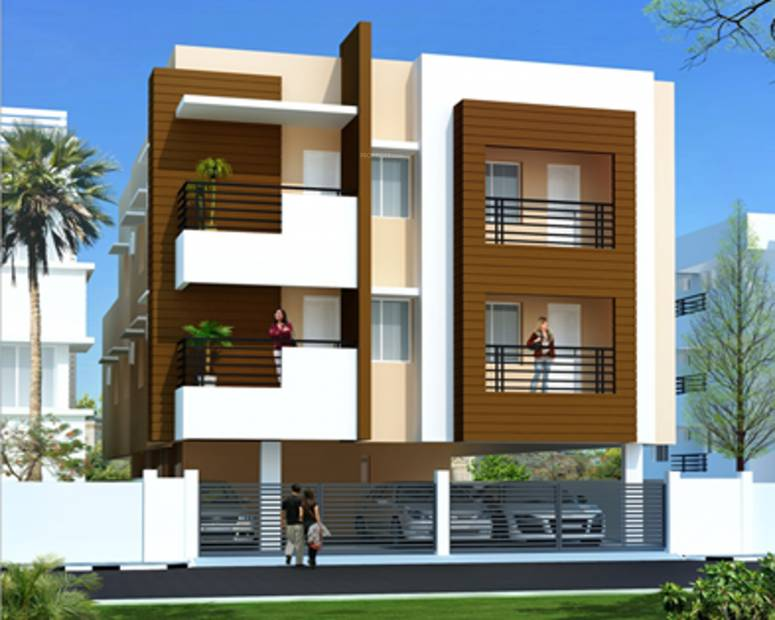 Images for Elevation of HPK Star Property Developer Ellora