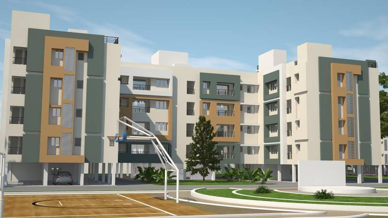Images for Elevation of RMK Constructions And Housing Chola Gardens