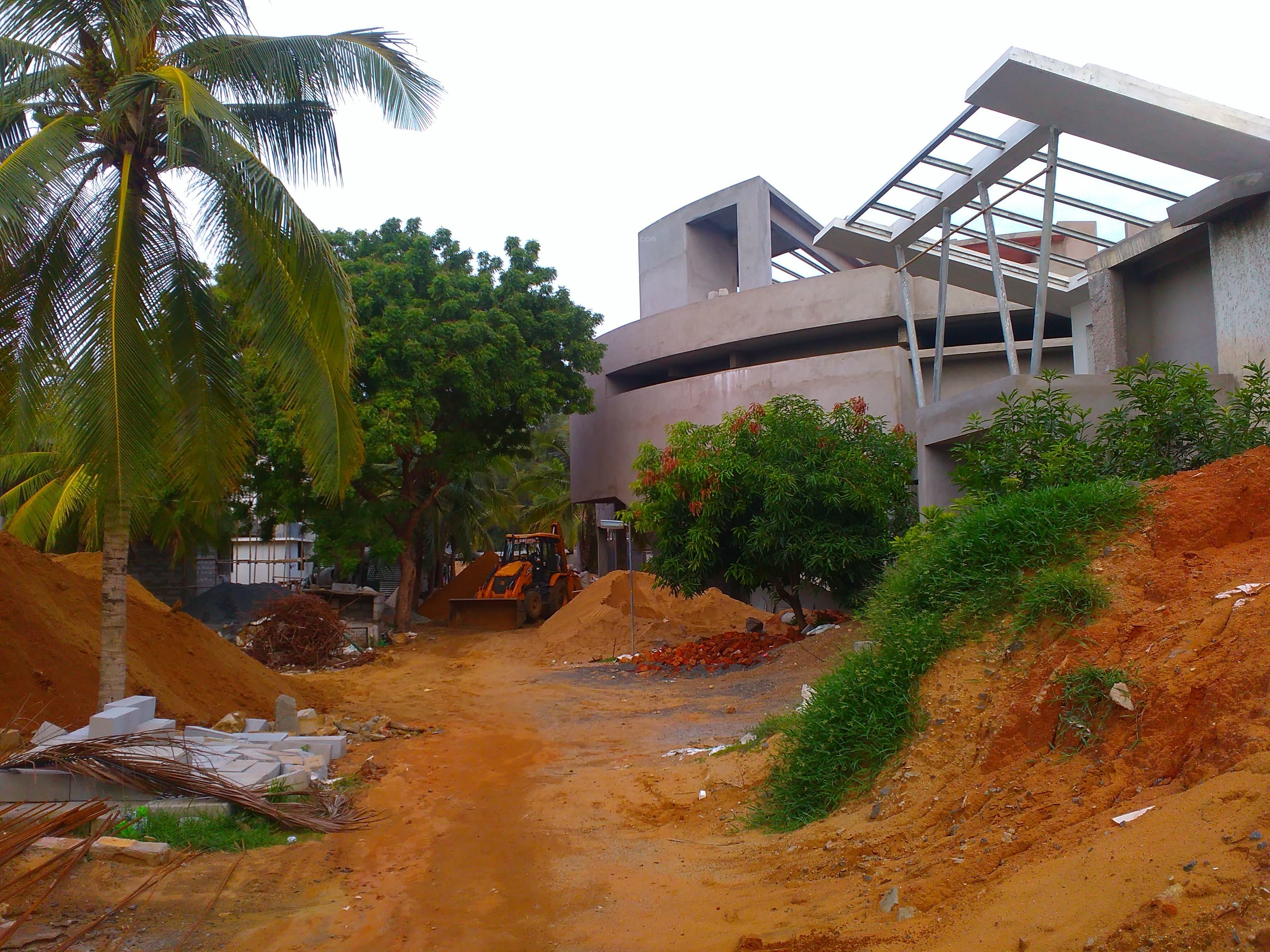 4500 sq ft 4 bhk 5t villa for sale in elegant for Construction villa