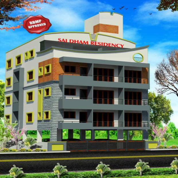 Images for Elevation of GM Sai Dham Residency