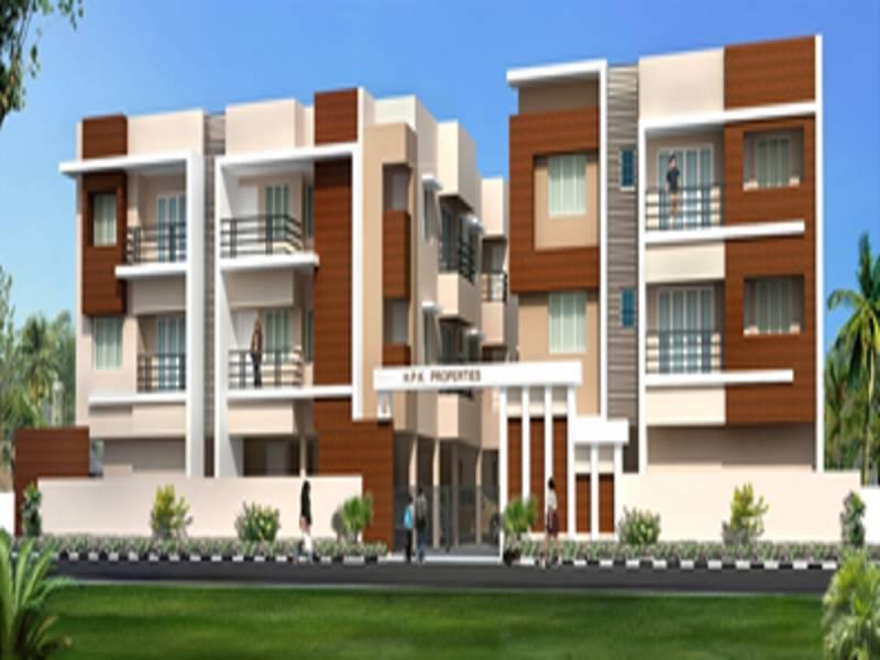 Images for Elevation of HPK Star Property Developer Promenade