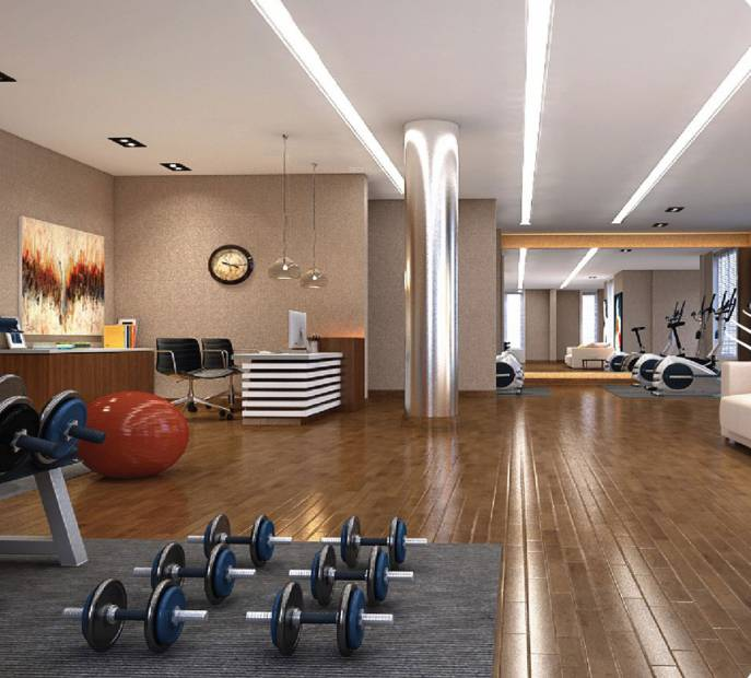 Images for Amenities of Lokaa M One