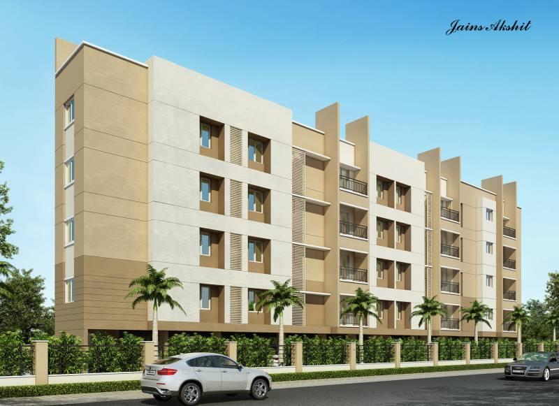 Images for Elevation of Jain Akshit Phase 2