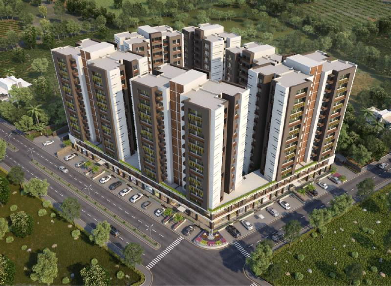 Images for Elevation of Shripad Residency
