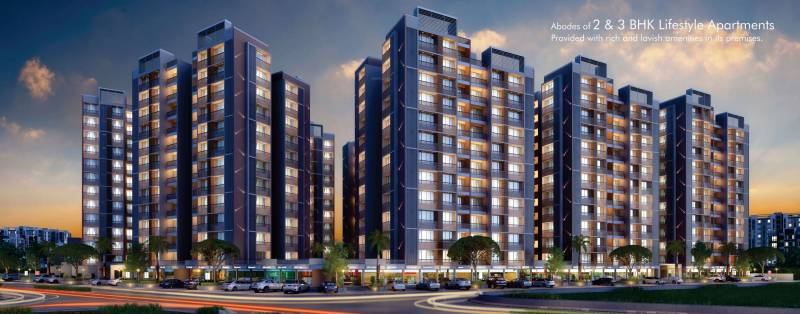 Images for Elevation of Shiv Serenity Space