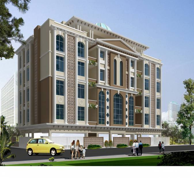 Images for Elevation of Radhika Shanti Tower
