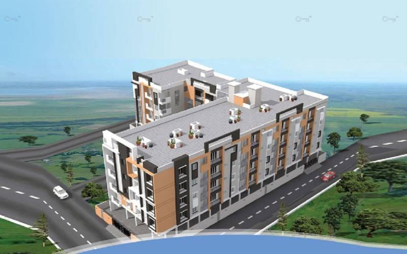 Images for Elevation of Vyshnavi Sri Vyshnavi Towers