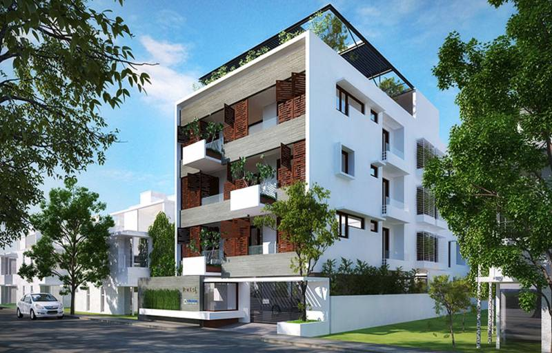 Images for Elevation of Evantha Developers Tulsi