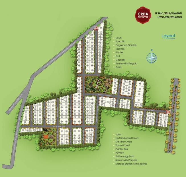 Images for Layout Plan of Vertex Capital Vista West