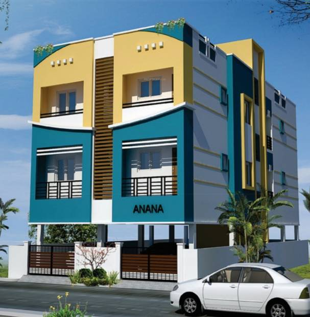 Images for Elevation of Mayas Construction Anana