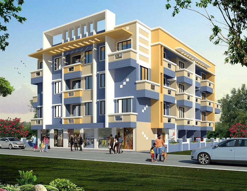 Images for Elevation of Ayan Nakshatra Homes