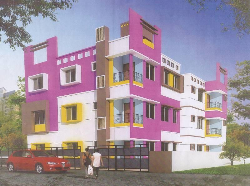 Images for Elevation of Swastik Adhir Bina Apartment