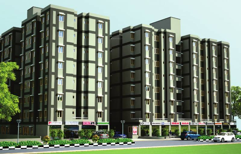 umang-vatva Images for Elevation of DBS Umang Vatva