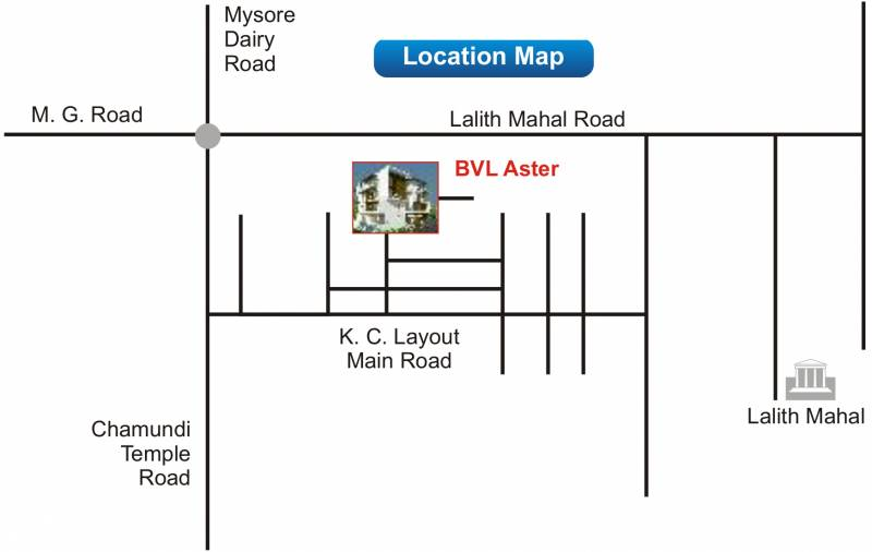 Images for Location Plan of BVL Group Aster