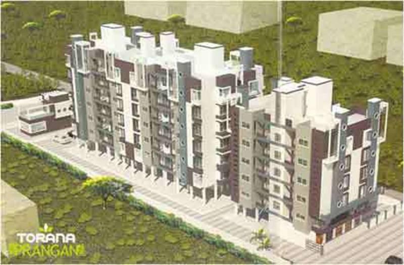 Images for Elevation of Manoj Torana Prangan