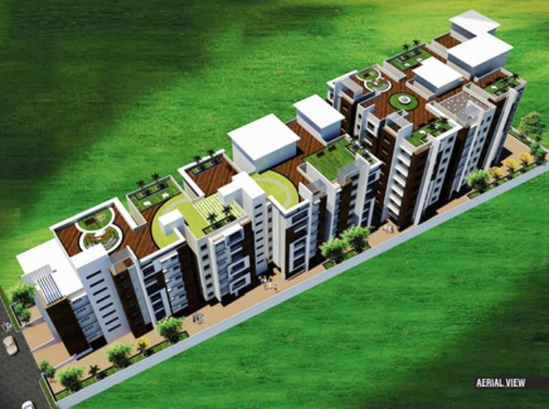 Images for Elevation of BSR Balaji Avenue