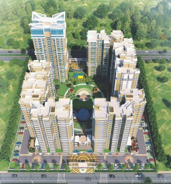 Images for Elevation of Nitya Grand Avenue