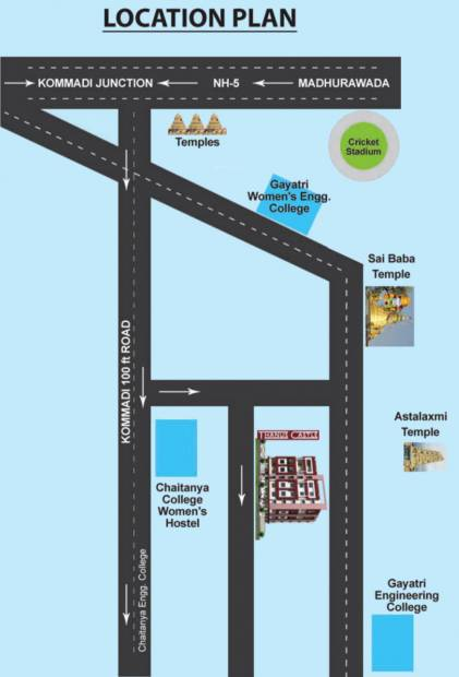 Images for Location Plan of Bhoomatha Thanus Castle