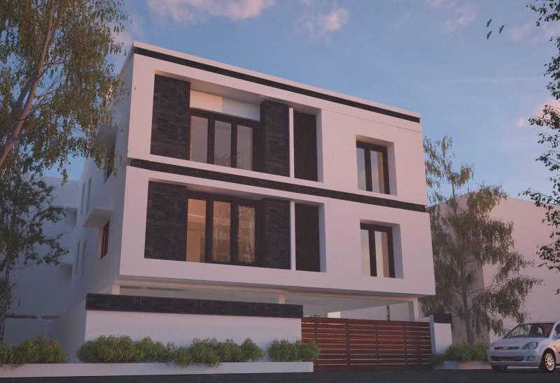 Images for Elevation of RMS Infra RBI Colony