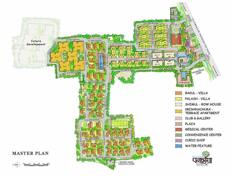 Images for Master Plan of Hiland Bonochhaya