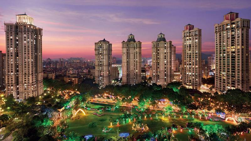 Images for Elevation of Hiranandani Castle Rock