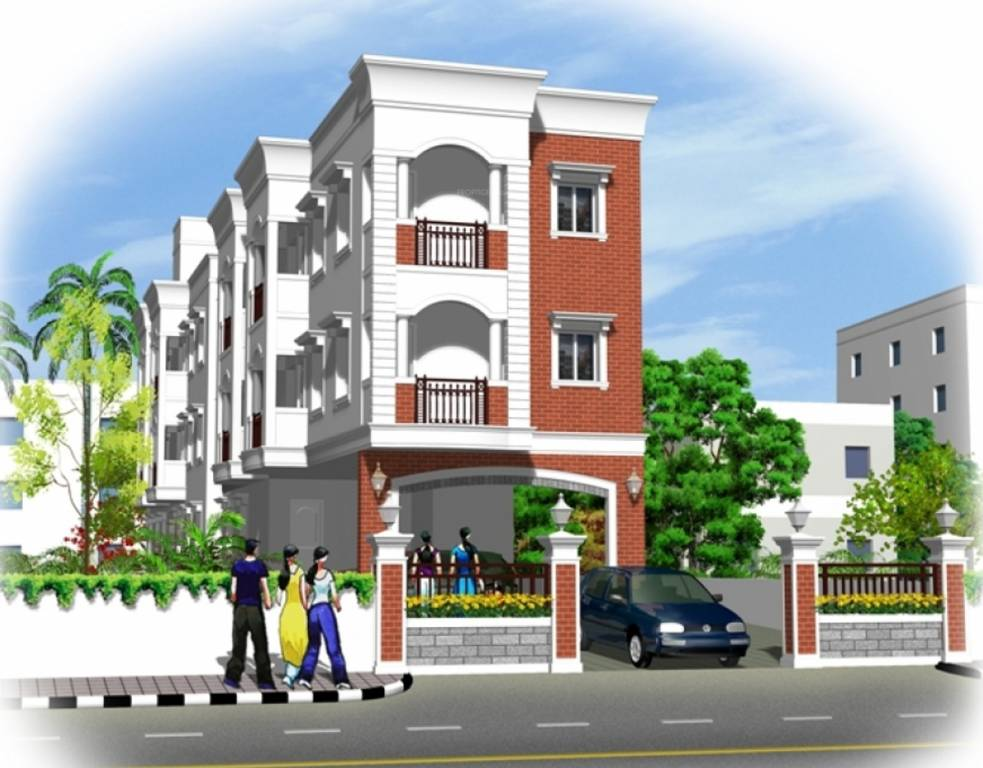 2 Bhk 2t Apartment For Sale In Srishas Kamalam Vadapalani