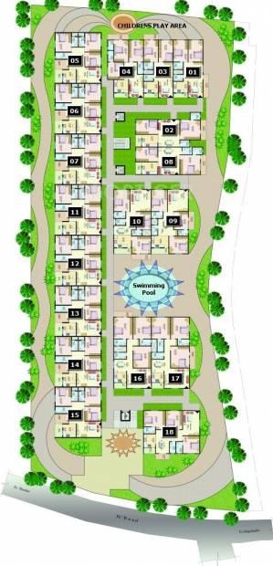 Images for Master Plan of Amigo Sri Tirumala Vintage