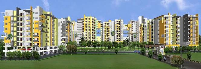 amity Images for Elevation of Aakruti Amity