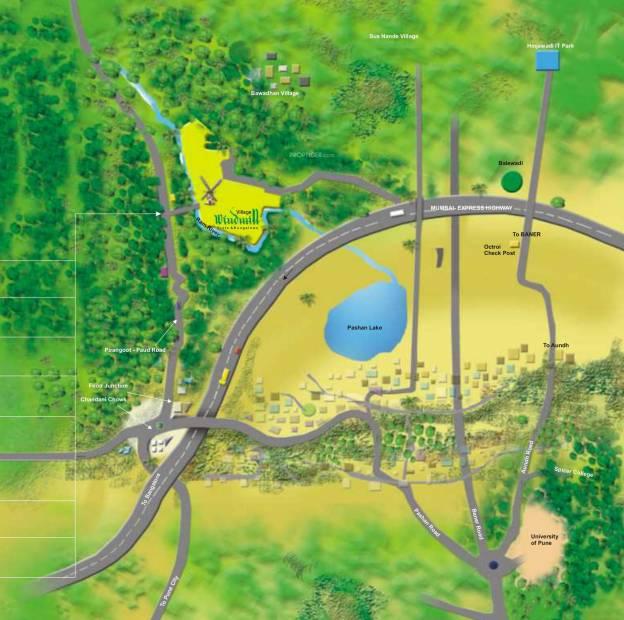 Images for Location Plan of  Windmill Village Villa