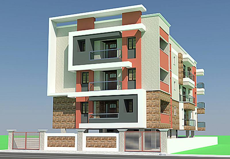 Images for Elevation of Maxis Rajam