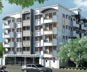 Images for Elevation of JS Nikhil Residency