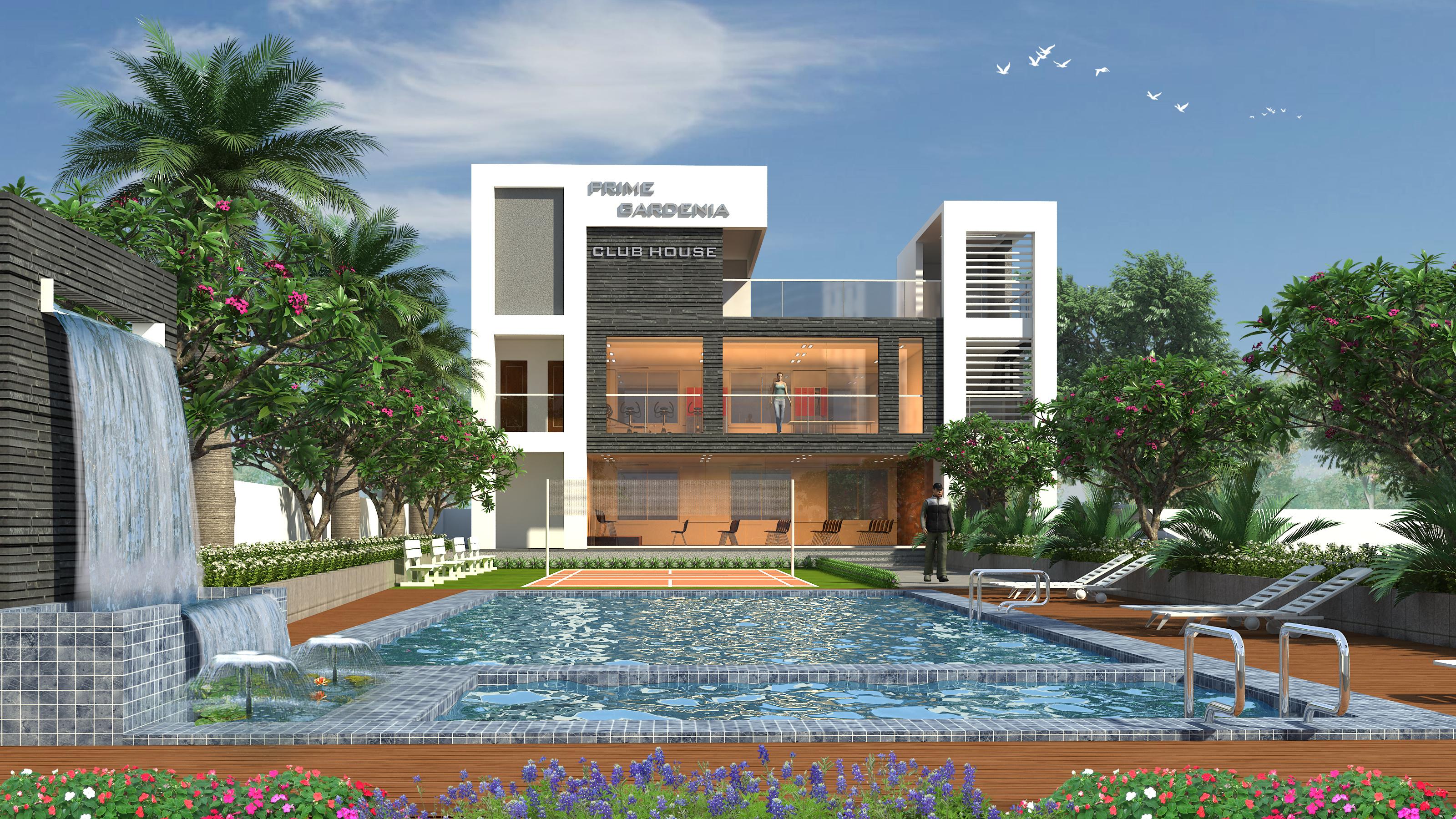 Prime gardenia in nizampet hyderabad price location - Swimming pool construction cost in hyderabad ...