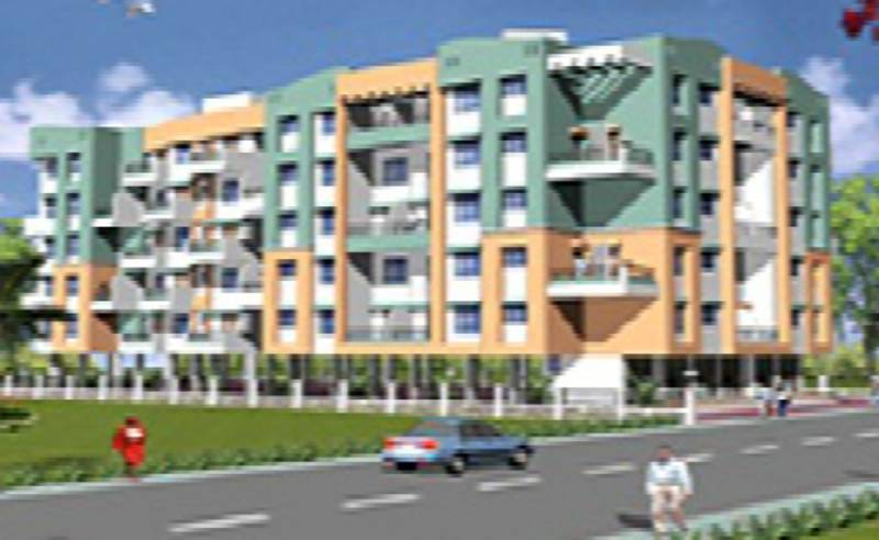 Images for Elevation of Nisarg Nisarg Hardik Phase 1
