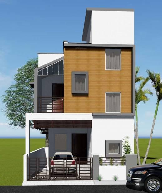 Images for Elevation of Jones Cassia Villas