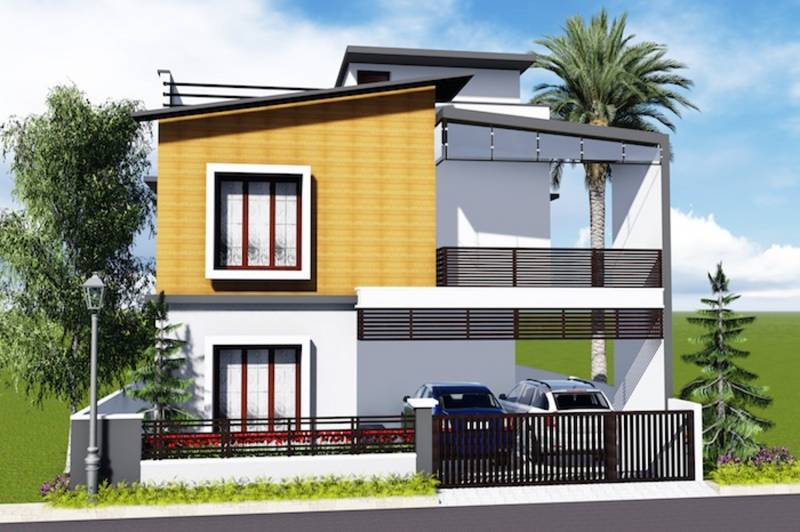 Images for Elevation of Jones Cassia