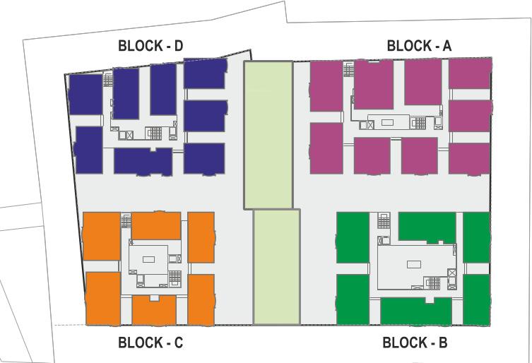 Images for Layout Plan of Trishala Saffron Sanathan