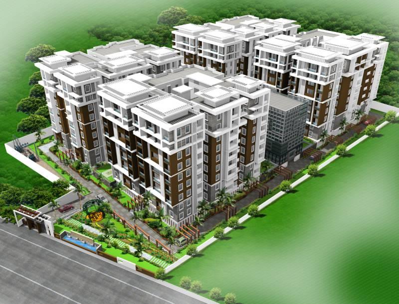 Images for Elevation of Trishala Saffron Sanathan