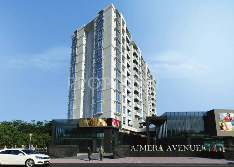 avenue Images for Elevation of Ajmera Avenue