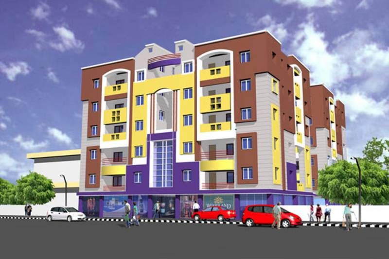 Images for Elevation of Swagat Realty Aashiyana