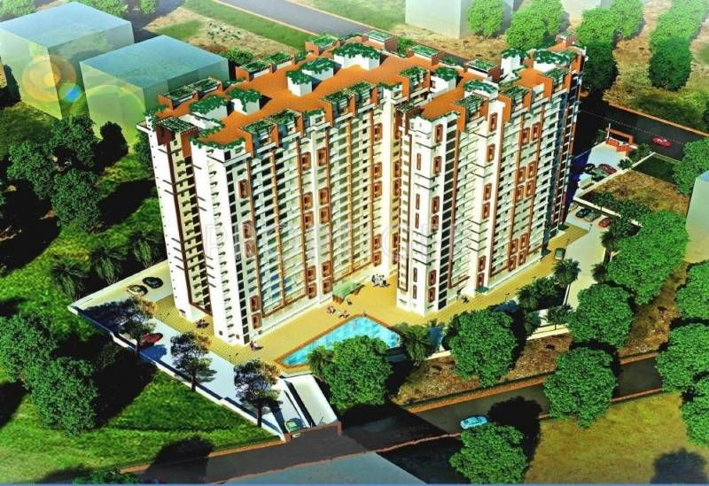 Images for Elevation of Purva Sunflower